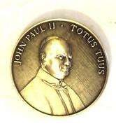 Pope John Paul II Coin