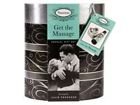 Kinky Massage oil and candle (Swoon Get the Massage Sensual Gift Set)