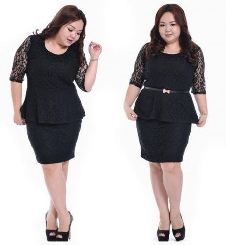Womens Plus Size Clothing Dresses | eBay
