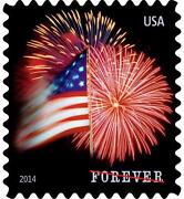 US Single Stamps