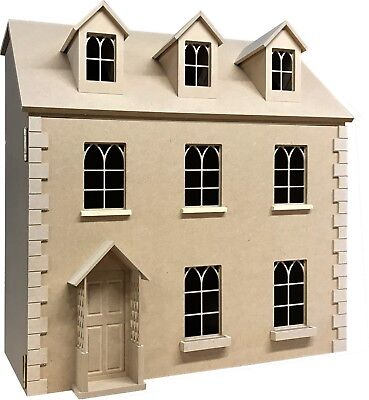 Stamford house dolls house kit made by Barbaras Mouldings