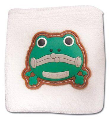Sweatband - Naruto Shippuden - New Frog Purse Logo White Ani