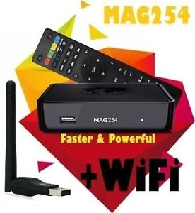 MAG-254 W-1, MAG 254 W 1, MAG-254- W-1 WITH BUILT IN WIFI@ ANGEL