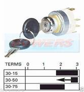 Ignition Barrel Key