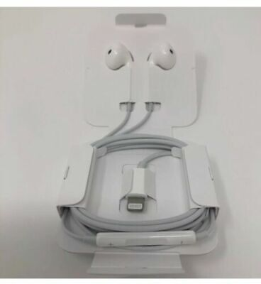 Original Apple EarPods Headphones Earphones Earbuds Headset Lightning for iPhone