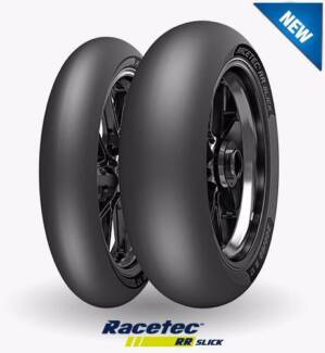 METZELER RACETEC RR SLICKS 120/70/17 & *****0/17 K1 RACE TYRE