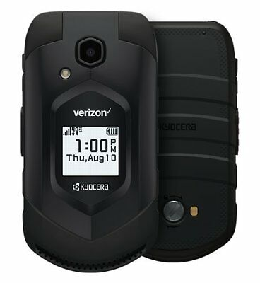 Kyocera DuraXV LTE E4610 16GB Verizon / Page Plus 4G LTE Rugged Flip Phone +PTT, used for sale  Shipping to Canada