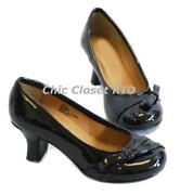 Little Girls Heel Shoes