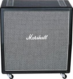 Marshall 4x12 1960 TV Angled Speaker Cabinet - AS NEW CONDITION. Inc. all original packaging.