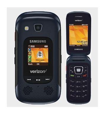 Samsung Convoy 4 B690 (Verizon) RUGGED Flip Cell Phone WATER PROOF! TMO UNLOCKED ()