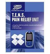 boots tens machine instructions