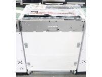BEKO INTEGRATED DISHWASHER MODEL DIN15211 RRP £239.00