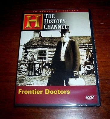 Frontier Doctors (history Channel Documentary) And Sealed