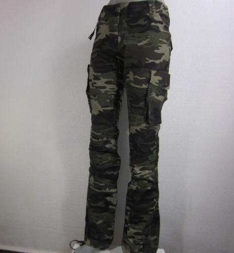 camouflage hose f r damen jetzt g nstige angebote bei ebay. Black Bedroom Furniture Sets. Home Design Ideas