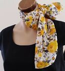 Handmade Floral Scarves Scarves and Wraps for Women