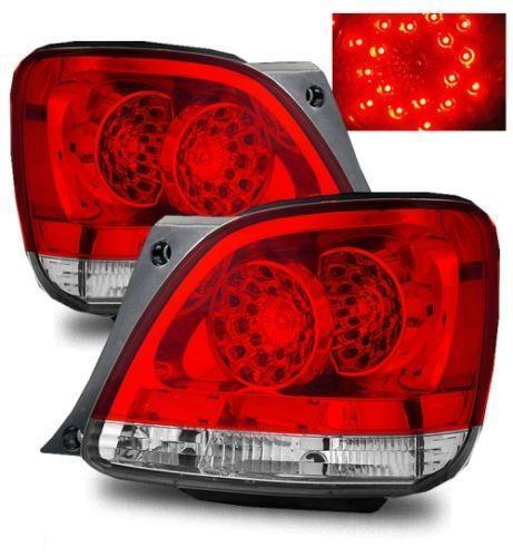 Lexus GS Tail Lights OEM