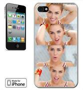 Miley Cyrus iPhone 4 Case