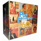 """Various Artists """"Pop Memories Of The '60s"""" 10 CD Box Set Time Life Easy Music"""