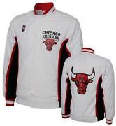 Chicago Bulls Warm Up Jacket