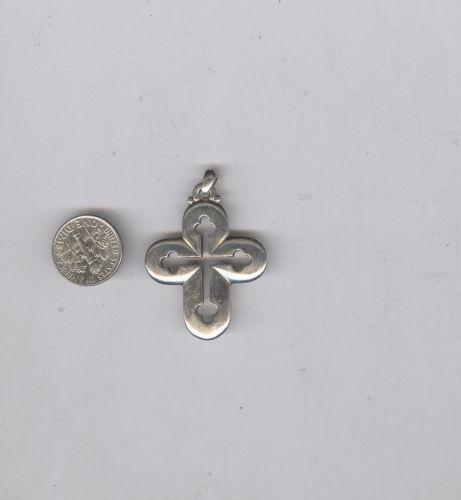 James Avery Celtic Cross Ring