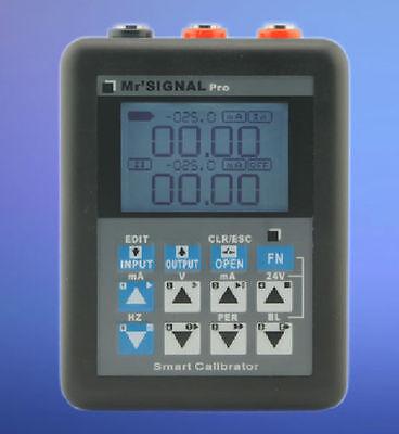 4-20ma0-10v Current Signal Generator Source Calibration Plc Meter Tester