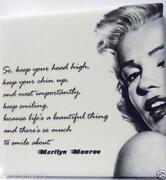 Marilyn Monroe Framed