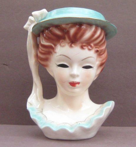 Head Vase Other Headvases Ebay