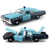 1 18 Model Police Cars
