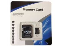 Wholesale joblot 100 32gb memory cards sd