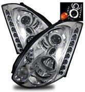 G35 Coupe OEM Headlights
