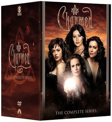 Купить Charmed: The Complete Series DVD