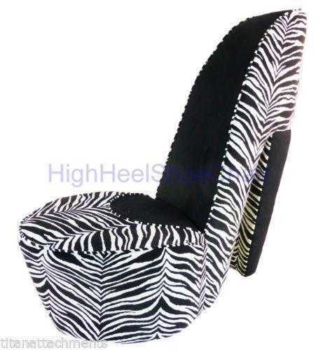 High Heel Shoe Chairs Wholesale