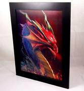 Drachen Poster