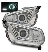 2012 Mustang OEM Headlights