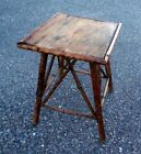 Bamboo Table Regency Antique Furniture