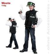 Karneval Kostüm Polizei