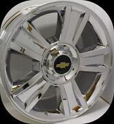 Suburban LTZ Wheels