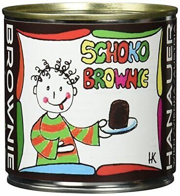 Hanauer BIO Brownie (Glutenfrei), 1er Pack (1 x 230 - Brownie Kostüm