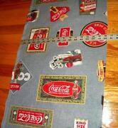 Coca Cola Fabric