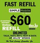 T-Mobile Cell Phone Refills & Top Ups with Unlimited Minutes
