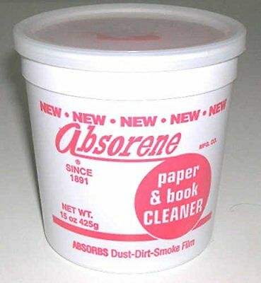 NEW Absorene book and document cleaner FREE SHIPPING