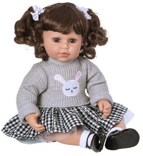 Adora Dolls ToddlerTime, Preppy, 20 inch vinyl, New in Box
