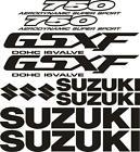 GSXF Decal