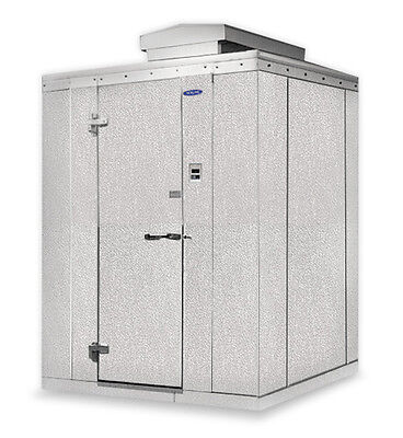Nor-lake Kodb8788-c Walk In Cooler 8x 8x 87 Outdoor 35f W Floor