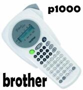 Brother P Touch 1000