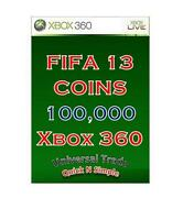 FIFA 13 Ultimate Team Coins Xbox 360