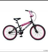 Girls Pink Bike 20