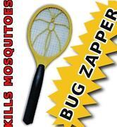 Tennis Racket Bug Zapper