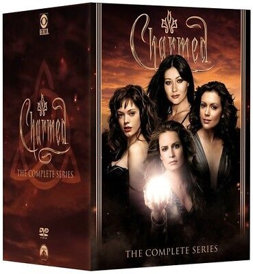 Купить Charmed - Charmed: The Complete Series [New DVD] Boxed Set, Full Frame, Repackag