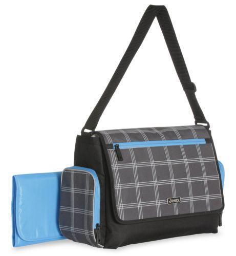 jeep diaper bag ebay. Black Bedroom Furniture Sets. Home Design Ideas